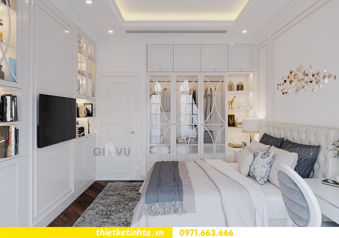 Thiết kế nội thất biệt thự Sao Biển 02-29 Ocean Park căn 90m2 21