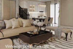 Thiết Kế Nội Thất Biệt Thự Sao Biển 02 29 Ocean Park Căn 90m2