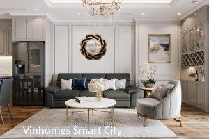 Thiết Kế Nội Thất Tòa S401 Chung Cư Vinhomes Smart City